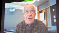 Chomsky: Türkiye'de baskıcı bir rejim var