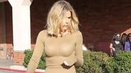 Khloe Kardashian ters ışık kurbanı oldu