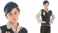 İtalya'da mülteci çocuk kostümü tartışma yarattı