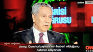 Bülent Arınç'tan Erdoğan'ı kızdıracak açıklamalar!
