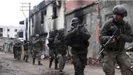 Cizre'de 1 asker 2 polis şehit oldu