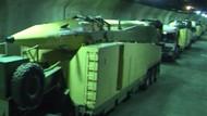 İran'ın yeraltı füze tesisinden ilk görüntüler