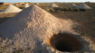 Avustralya'daki yeraltı kentinde 3 bin 500 kişi yaşıyor