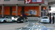 Lodos Bursa'da direkleri devirdi
