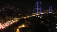 İstanbul'da trafik yoğunluğu alarm veriyor