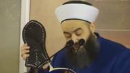 Cübbeli Ahmet'in peygamber gösteren terliği olay oldu