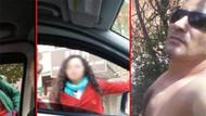 Ankara'da sapık şoku! Kadınlara adres sorarken, arabada mastürbasyon yaptı