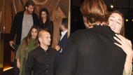 Kıvanç Tatlıtuğ ve Wesley Sneijder bir araya geldi