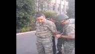 Etimesgut Zırhlı Birlikler'deki darbeci askerlerin teslim olma anları