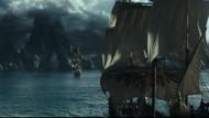 Karayip Korsanları Salazar'ın İntikamı film fragmanı