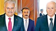 AKP'nin MHP'ye sunduğu anayasa paketi