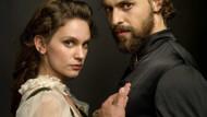Sultan Murad ile Farya'nın aşkı başlıyor