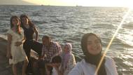 Hanife Gürdal'ın ailesi ile samimi fotoğrafları