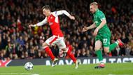 Mesut Özil'in golü haftanın golü adayı