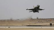 İsrail Suriye'yi füzeyle vurdu