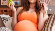 Hamilelik mi fazla yemek mi?