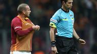 Wesley Sneijder'dan yenilgi sonrası çok tartışılacak olay açıklama