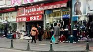 Antalya'da çıplak kadın şaşkınlığı