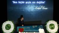 Erdal Tosun'a son veda... Sanatçı dostları gözyaşlarını tutamadı