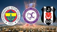 Son dakika: İşte Fenerbahçe, Beşiktaş ve Osmanlıspor'un rakipleri