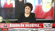 Ayşenur Arslan canlı yayında programı neden bıraktı?