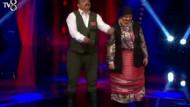 Erdoğan ve Zülfiye çifti O Ses Türkiye'yi salladı