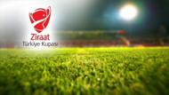 Ziraat Türkiye Kupası'nda ilk hafta sonuçları
