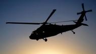 Darbeciler helikopterden mermi sandığı düşürmüş