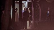 Melania Trump mini elbiseyle kiliseye gitti, ortalık karıştı