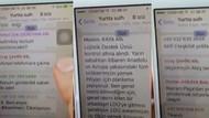 Darbeci Askerlerin diğer Whatsapp grubu ortaya çıktı