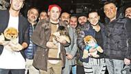 Şafak Sezer 14 bin Euroluk köpeklerle film çekecek