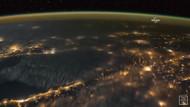 Astronotun çektiği Türkiye görüntüleri büyüledi