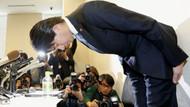 Japon vekil hamile karısını aldatınca istifa etti
