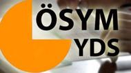 2016 YDS başvurusu ne zaman bitiyor? Yds başvuru 2016