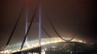 İstanbul'da sis etkisini gösterdi