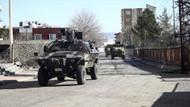 Asker ve polis İdil'de operasyona başladı