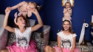 Tuba Ünsal filmde kızıyla oynadı