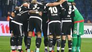 Zirvenin yeni sahibi Kartal, Beşiktaş 1-0 Gençlerbirliği