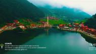 Drone ile çekilen müthiş Karadeniz görüntüleri