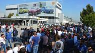 Renault'da üretim durdu, işten çıkarmalar başladı
