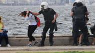 İzmir'de kızların saçını çeken polislerin cezası belli oldu