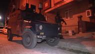 İstanbul'da dev terör operasyonu