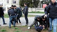 Beyazıt'ta öğrencilere sert müdahale: 7 gözaltı!