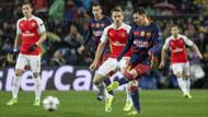Barcelona devler liginde çeyrek finalde