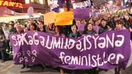 Yalnız ve mutsuz kadınlar neden Feminist olur?