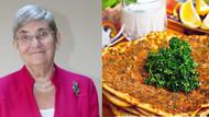 Canan Karatay: Lahmacun, en sağlıklı fast food yiyeceği