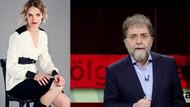 Tuğçe Kazaz: Aferin Ahmet Hakan, dikkatimi çektin