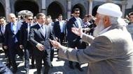 Başbakan Davutoğlu Sur'da