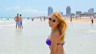 Ünlü oyuncu Didem Uzel Sarı tatil sezonunu Miami'de açtı