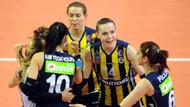 Fenerbahçe Grundig-VakıfBank: 1-3 (Kadınlar Voleybol Dörtlü Final)